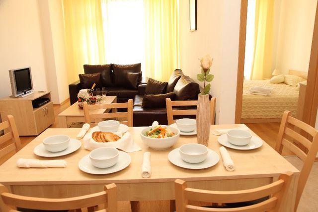 Aspen Resort Complex - One bedroom apartment Deluxe