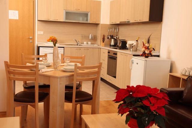 Aspen Resort Complex - Two bedroom apartment Deluxe